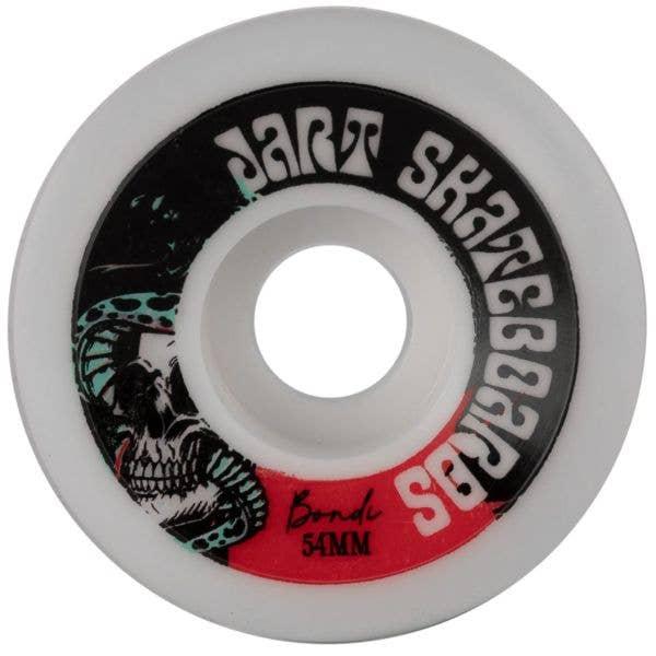 Jart Bondi Skateboard Wheels - 54mm