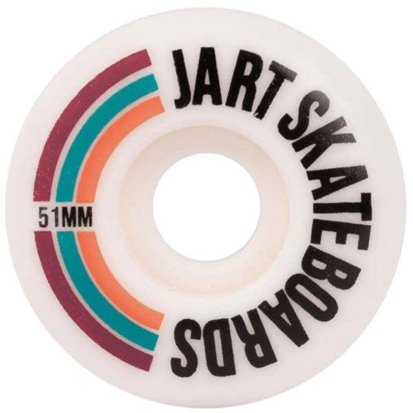 Jart Flag Skateboard Wheels - 51mm