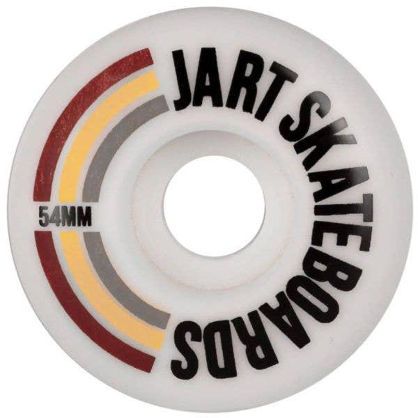 Jart Flag Skateboard Wheels - 54mm