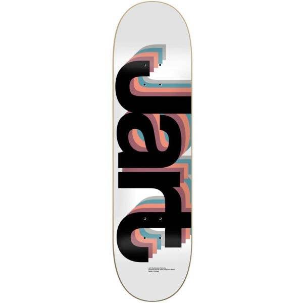 Jart Multipla Skateboard Deck - 8.25''