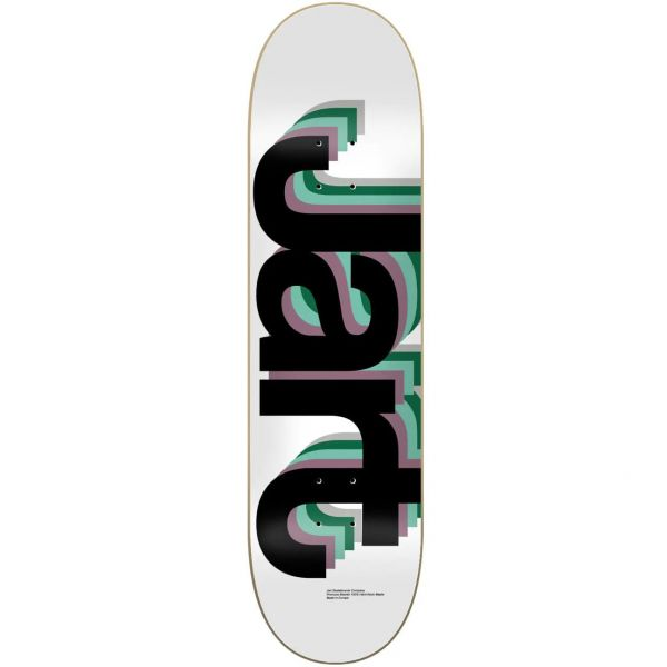 Jart Multipla Skateboard Deck - 8.5''