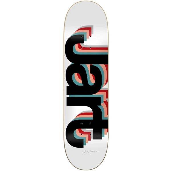 Jart Multipla Skateboard Deck - 8''