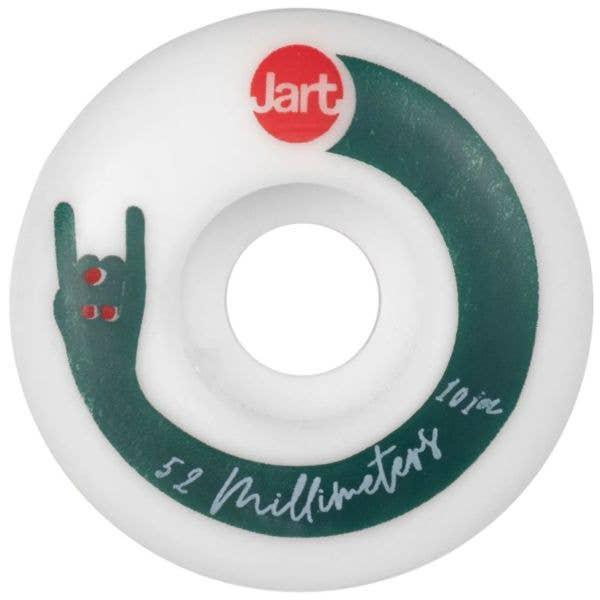 Jart Skate Or Die Skateboard Wheels - 52mm