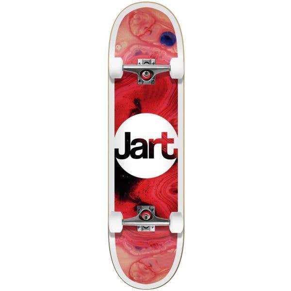 Jart Tie Dye Complete Skateboard - 7.87''