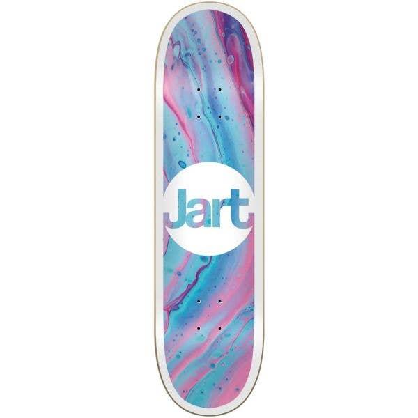 Jart Tie Dye Skateboard Deck - 8.125''