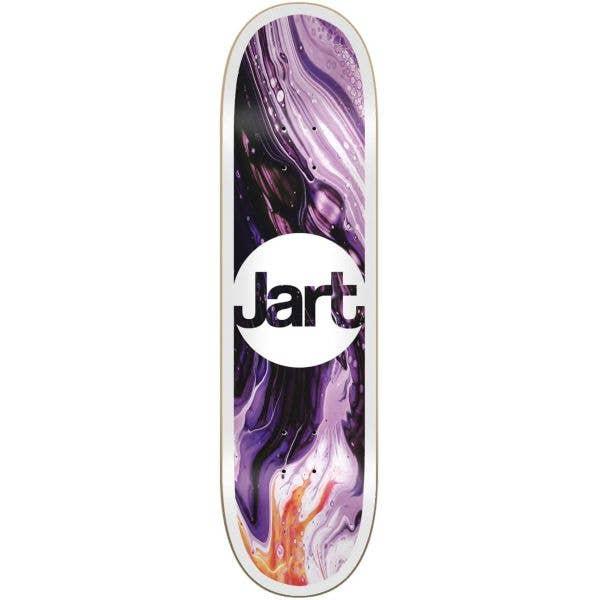 Jart Tie Dye Skateboard Deck - 8.25''