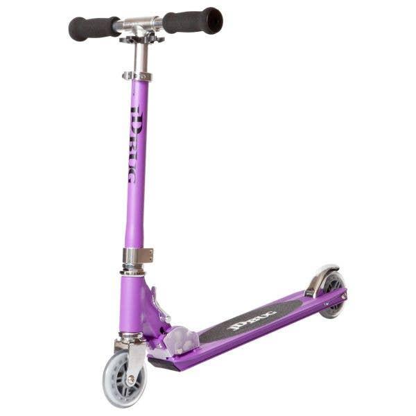JD Bug Original Street Scooter - Matt Purple