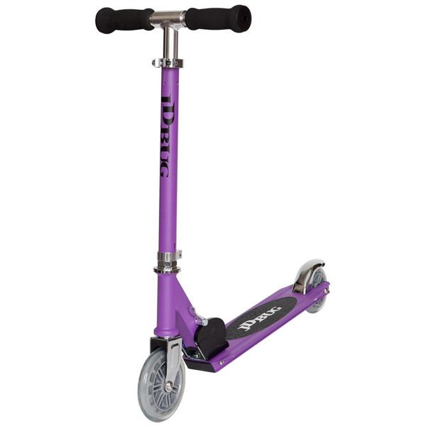 JD Bug Junior Street Scooter - Matt Purple
