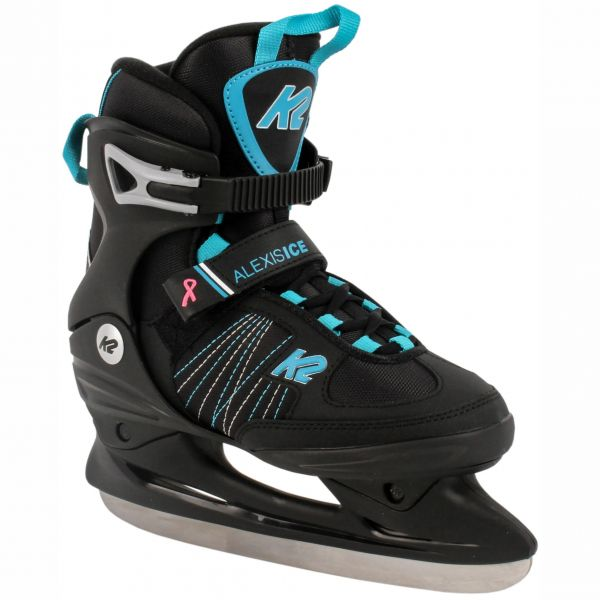 K2 Alexis Ice Skates - Black/Blue