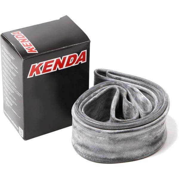 """Kenda 20"""" x 2.1""""-2.5"""" Schrader BMX Inner Tube - Black"""