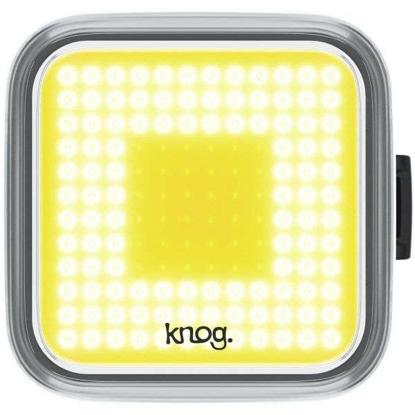 Knog Blinder V2 Square Front Bike Light - Black