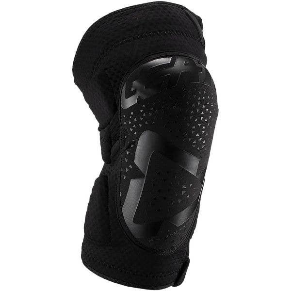 Leatt 3DF 5.0 Zip Knee Pads - Black
