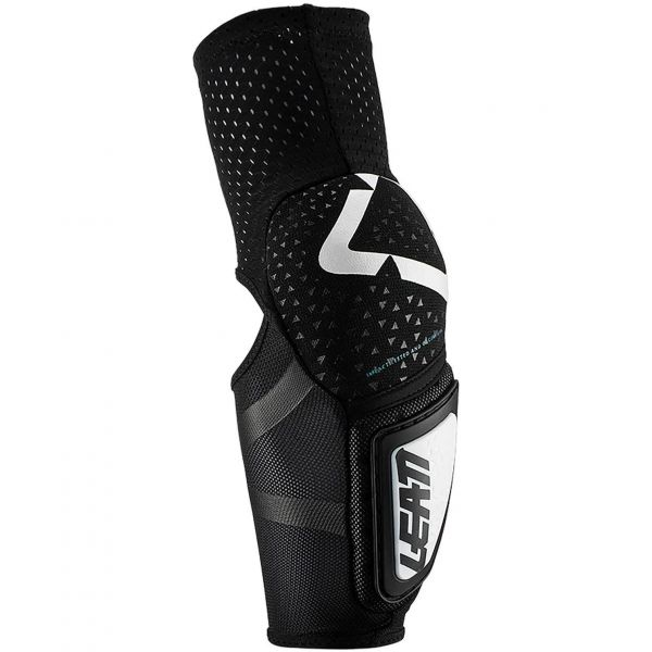 Leatt 3DF Hybrid Elbow Pads - White/Black