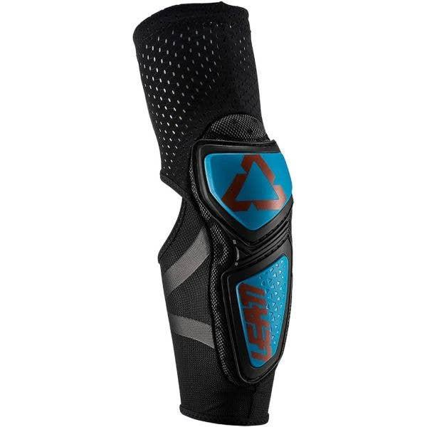 Leatt Contour Elbow Pads - Fuel/Black