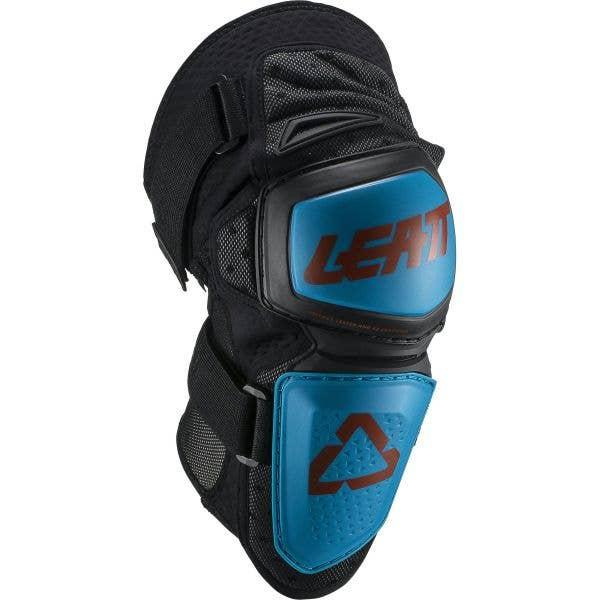 Leatt Enduro Knee Pads - Fuel/Black