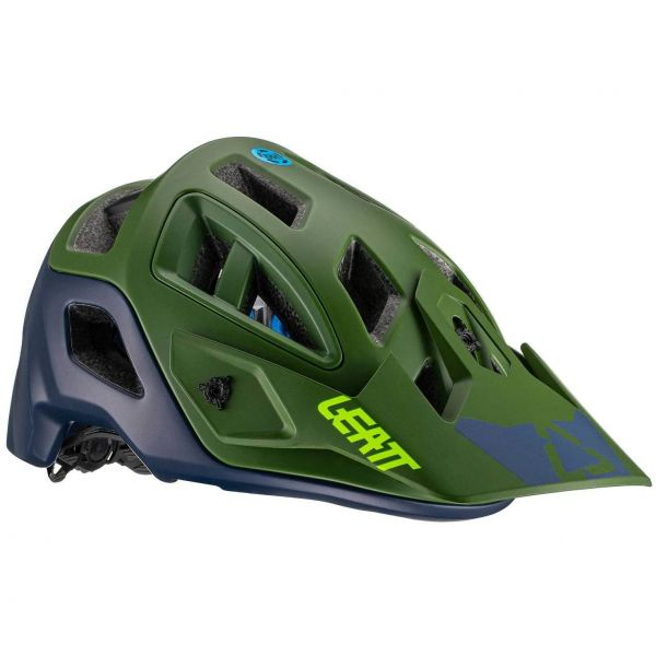 Leatt MTB 3.0 AllMtn Helmet - Cactus