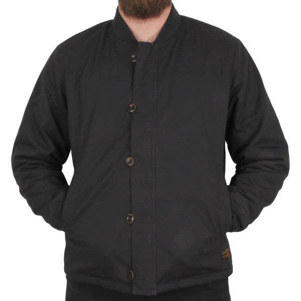 Levi's Skate Pile Jacket - Jet Black