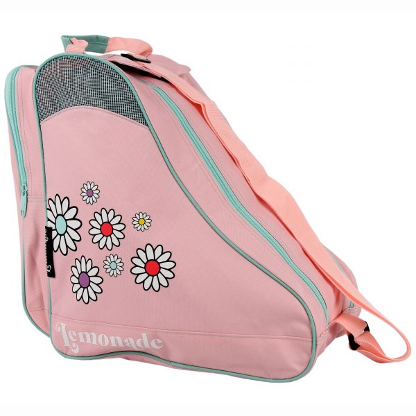LMNADE Skate Bag - Flowers (Pink)