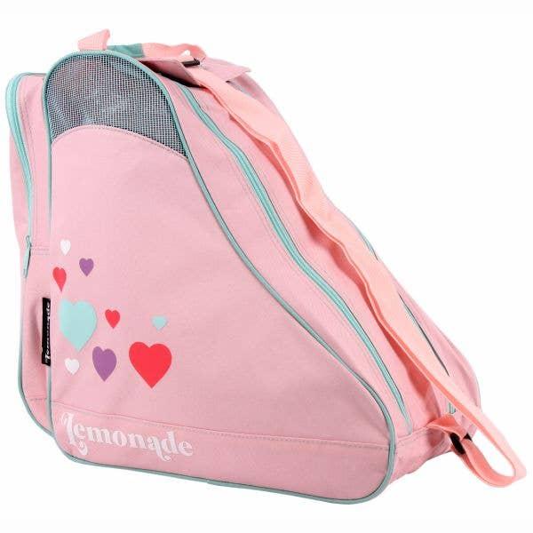 LMNADE Skate Bag - Hearts (Pink)