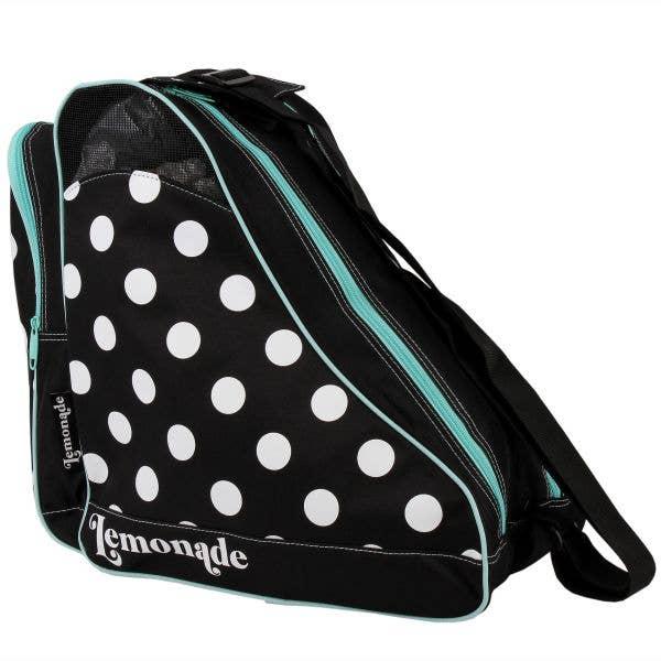 LMNADE Skate Bag - Polka Dot (Black/White)