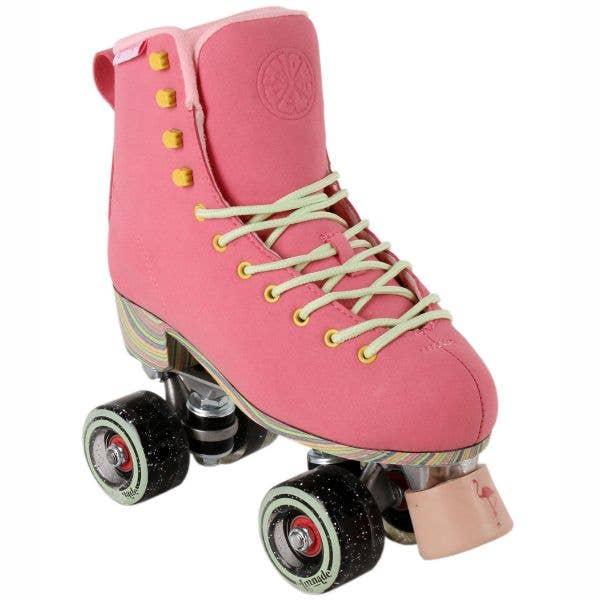 LMNADE Throwback Quad Roller Skates - Pink (Neopolitan)