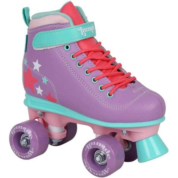 LMNADE Vibe Quad Roller Skates - Stars