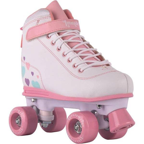 LMNADE Vibe Quad Roller Skates - Hearts