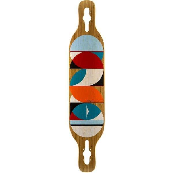 Loaded Longboard Deck - Sama 2015 - Flex 1