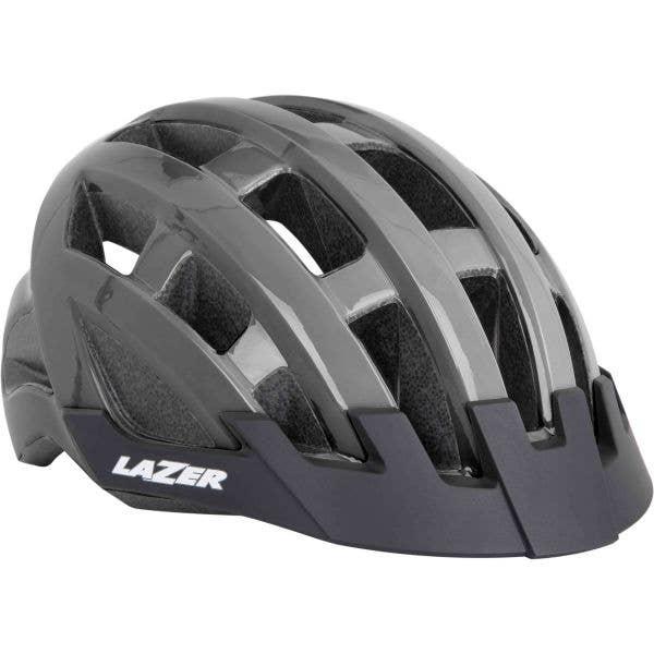 Lazer Compact Helmet - Titanium