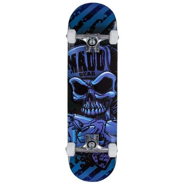 Madd Gear Pro Series Complete Skateboard - Hatter Strip