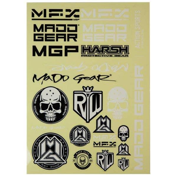 MGP Logo Sticker Sheet