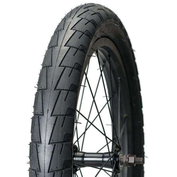 Mafiabike LC 18'' BMX Tyres (Pair) - Black