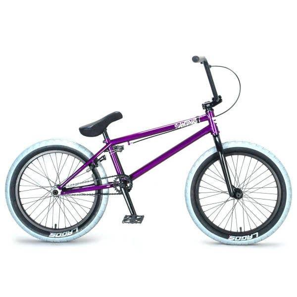 Mafiabike Super Kush Complete BMX - Purple