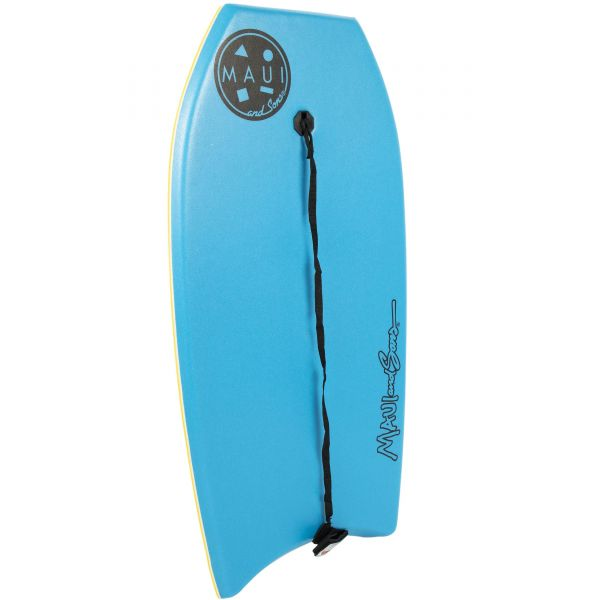 Maui and Sons Cookie Bodyboard - Blue 37''