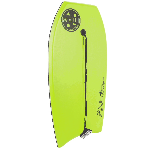 Maui and Sons Cookie Bodyboard - Green 37''