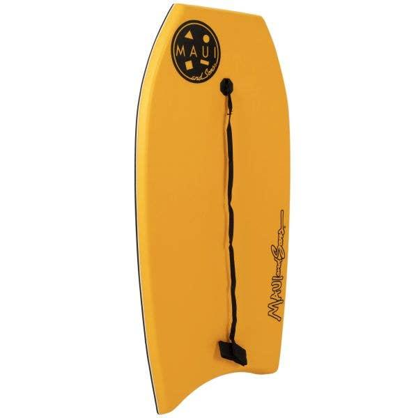 Maui and Sons Cookie Bodyboard - Orange 37''