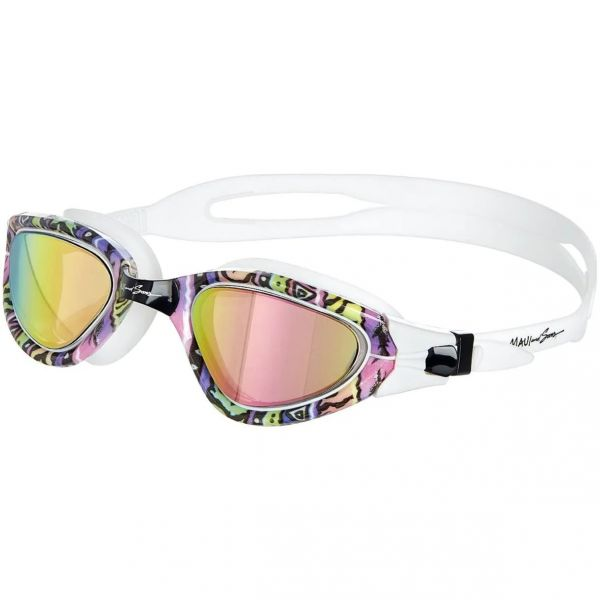 Maui and Sons Radness Printed Swimming Goggles - Multi