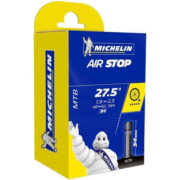 Michelin Airstop Inner Tube - 27.5'' x 1.9''-2.5'' (Schrader)