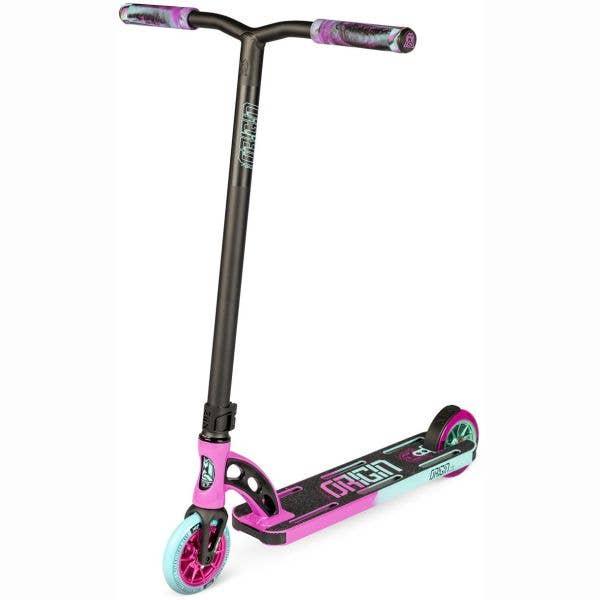 MGP VX Origin Pro 4.5'' Stunt Scooter - Pink/Teal