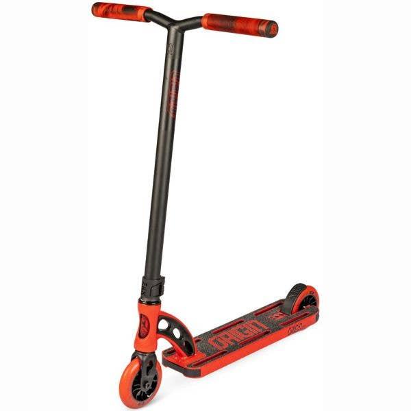 MGP VX Origin Shredder Pro 4.5'' Stunt Scooter - Red/Black