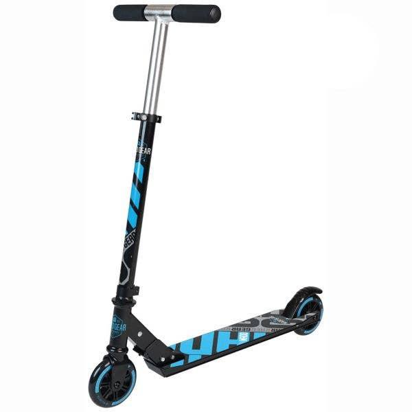 Madd Gear Carve 100 Folding Scooter - Black/Blue