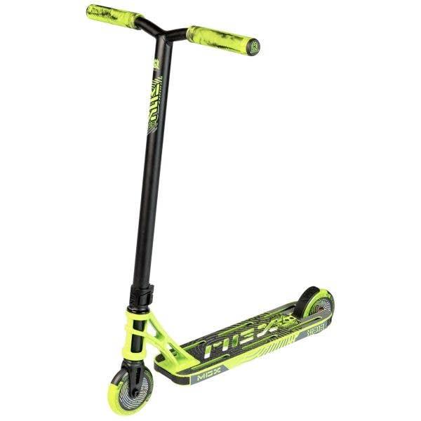MGP MGX S1 Shredder 4.5'' Stunt Scooter - Lime/Black