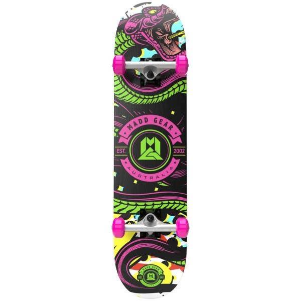 Madd Gear Pro Series Complete Skateboard- Konda 8''