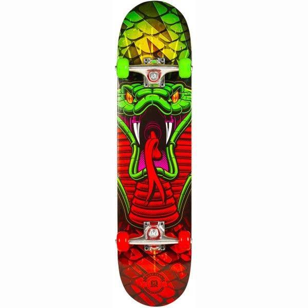 Madd Gear Pro Series Complete Skateboard - Reptilia