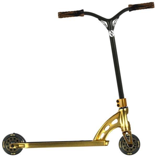 MGP x Fasen Custom Stunt Scooter - Gold/Black