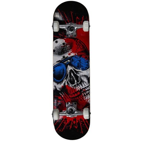 MGP Gangsta Series Complete Skateboard - Acci 7.75''