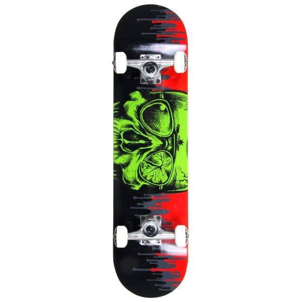 MGP Gangsta Series Complete Skateboard - Dripped 7.75''