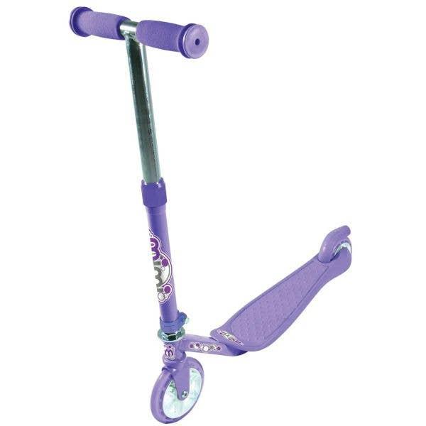 Mimi Adjustable Kids Scooter - Purple
