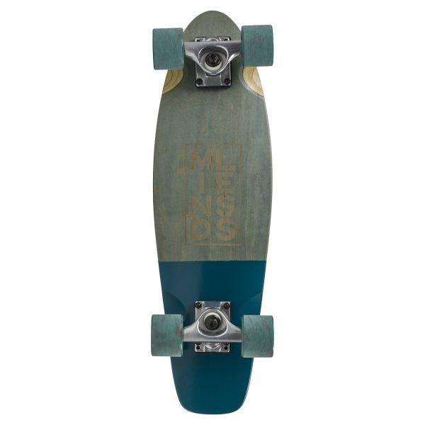 Mindless Stained Daily III Complete Cruiser - Grey 24''