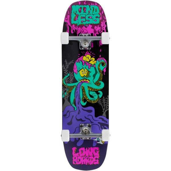 Mindless Octopuke Complete Cruiser - Pink/Purple 32.5''